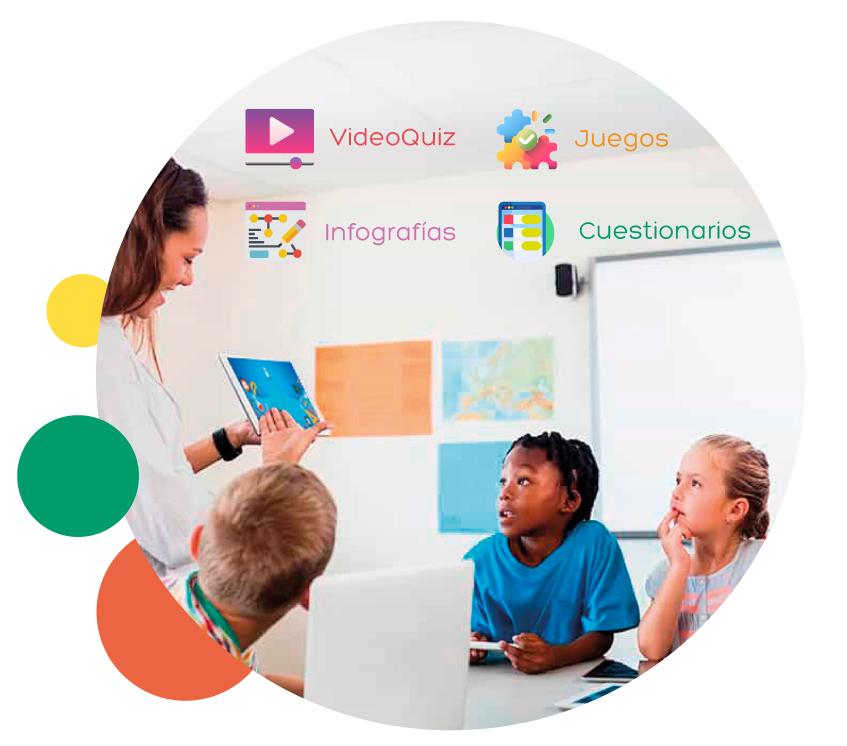 Recursos educativos digitales para el currículo ecuatoriano
